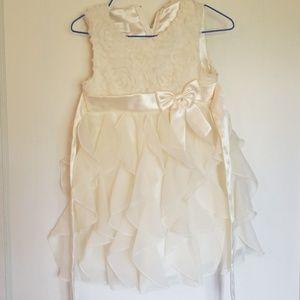 Flower girl or Christening dress